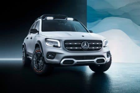 Daimler выпустит компактный электрокроссовер Mercedes EQB в 2021 году, скорее всего он получит батарею на 60 кВтч и запас хода 500 км