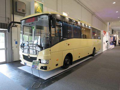 «Эталон» готовится начать поставки междугородных автобусов «Тюльпан» (Tulip А084) класса Евро-6 в Европу