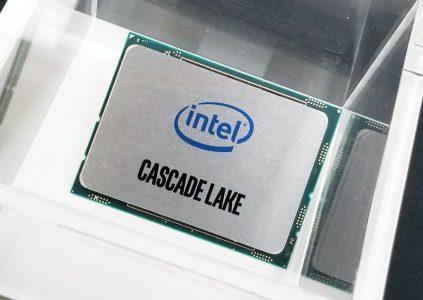 Intel выпустила 56-ядерный процессор Xeon Cascade Lake накануне появления 64-ядерного EPYC
