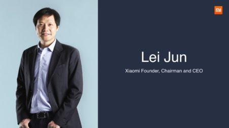 Глава Xiaomi является самым высокооплачиваемым сотрудником компании с годовой зарплатой в $1,5 млрд, еще столько же получают остальные пять топ-менеджеров вместе взятые