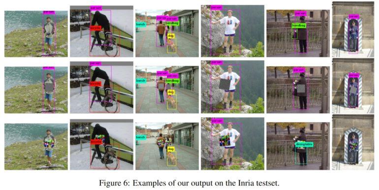 Бельгийским ученым удалось обмануть алгоритм камеры видеонаблюдения при помощи картинки в руках