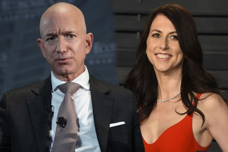 Бывшая жена Джеффа Безоса оставила за собой 4% акций Amazon на сумму $36 млрд