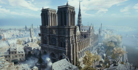 Ubisoft бесплатно раздает Assassin's Creed Unity для ПК