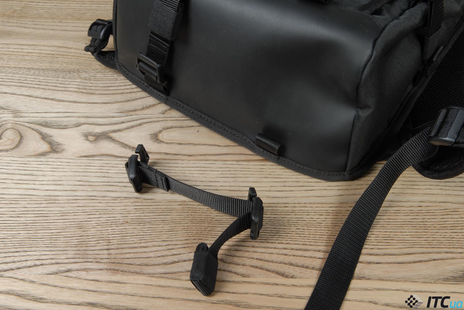 Обзор рюкзака Авиатор от украинской компании GIN