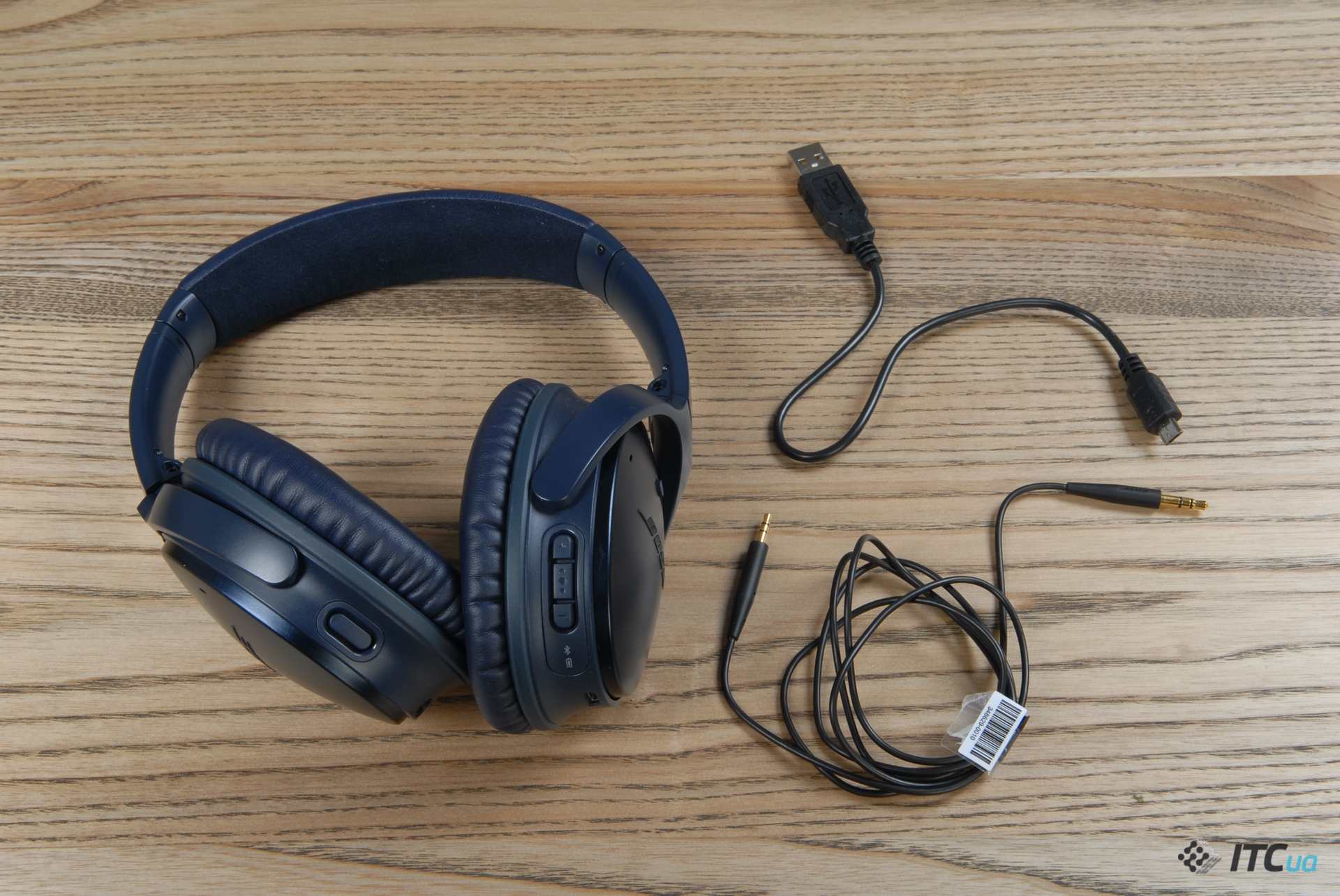 комплектация Bose QuietComfort 35 II