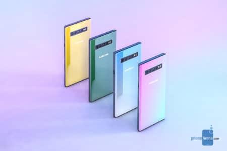 Линейка Note может быть расширена до трёх моделей, включая Galaxy Note 10 Pro