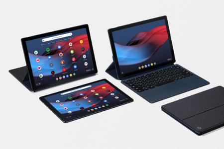 Google готовит к выходу новые планшеты и ноутбуки