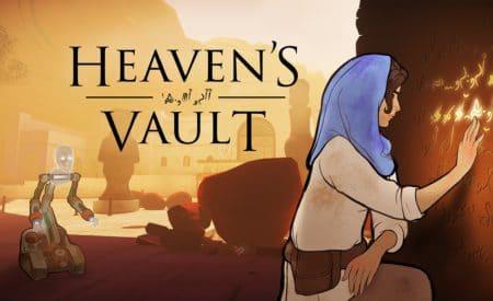 Heaven's Vault: сюрпризы небесной археологии