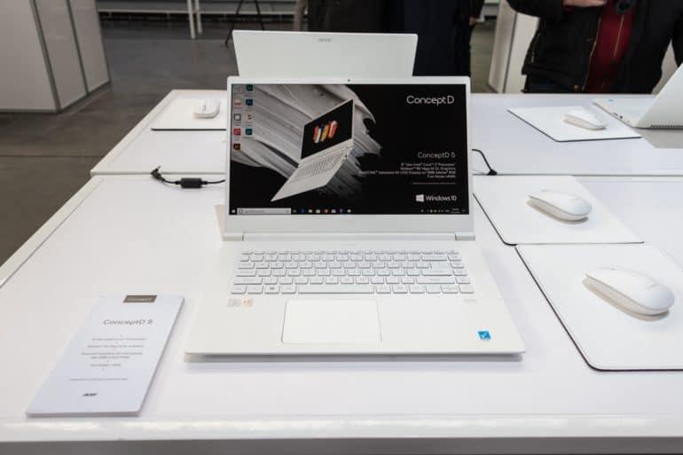 ConceptD – новый бренд Acer для графики и дизайна