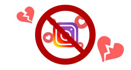 Главное — не лайки, а контент. Instagram может отказаться от показа количества лайков под фото