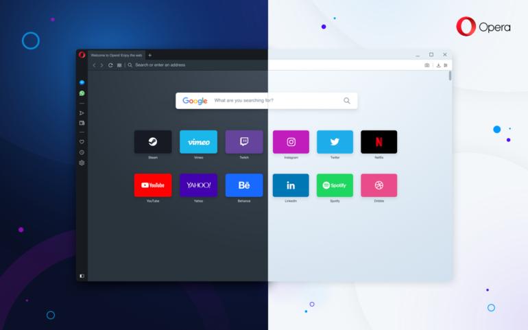 Вышла Opera 60 (Reborn 3) — первый десктопный браузер c поддержкой «интернета будущего» Web 3, криптокошельком и бесплатным VPN