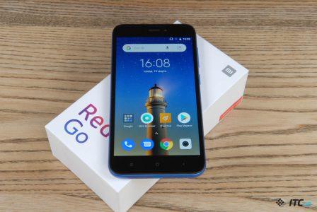 Redmi Go — недорогой смартфон от Xiaomi