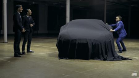 Первый украинский электромобиль «Тарас: Реве та стогне edition» [видео]