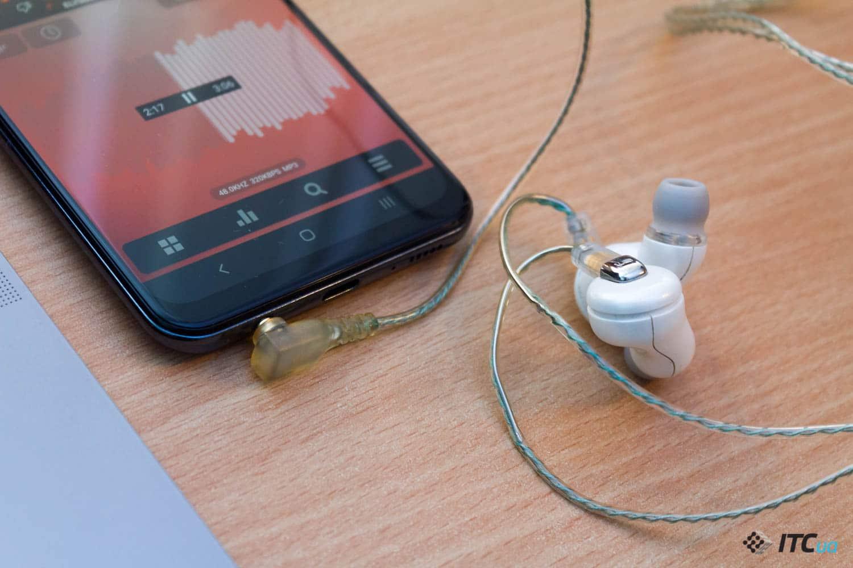Galaxy A50 звук
