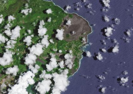 Facebook использует AI для создания карты плотности населения мира