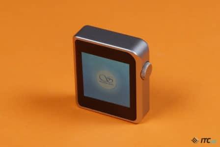 Shanling m0 — Hi-Res плеер размером со спичечный коробок