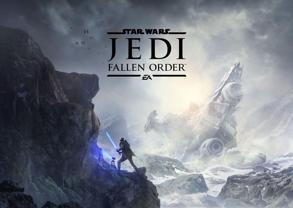 Однопользовательский экшн Star Wars Jedi Fallen Order от Respawn выйдет 15 ноября на платформах PS4 и Xbox One