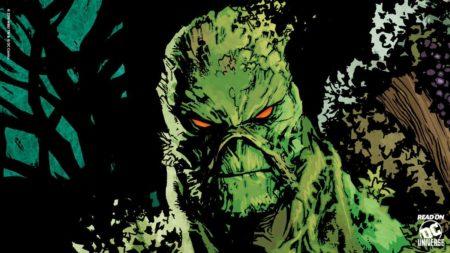 Вышел первый тизер сериала Swamp Thing / «Болотная тварь» для DC Universe. Премьера состоится 31 мая, но количество серий снизили с 13 до 10