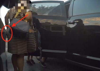 Видео акта вандализма в отношении Tesla Model 3, снятое в режиме Sentry Mode, позволило арестовать вредителя