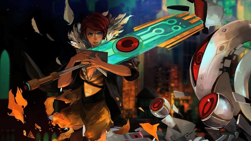 ВEpic Games Store бесплатно раздают Transistor