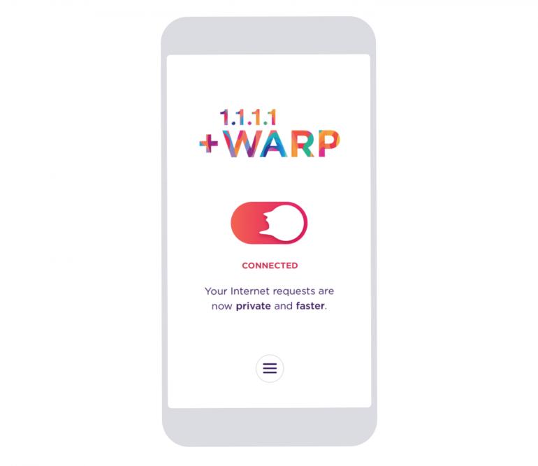 Cloudflare анонсировала VPN-сервис Warp для быстрого и безопасного интернета