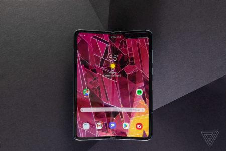 Официально: Samsung отложила запуск смартфона Galaxy Fold