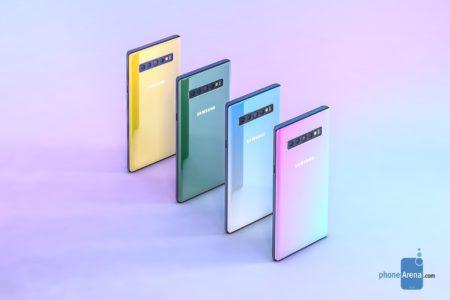 По новым данным, смартфон Samsung Galaxy Note10 получит не две, а четыре различные версии