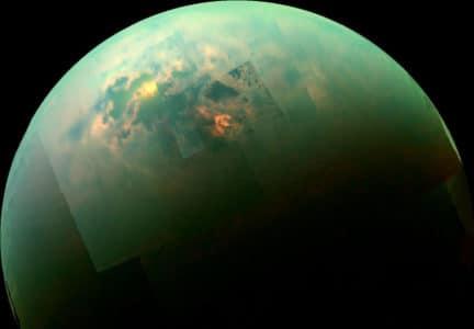 Данные с зонда Cassini свидетельствуют, что озёра на Титане куда необычнее, чем считалось ранее