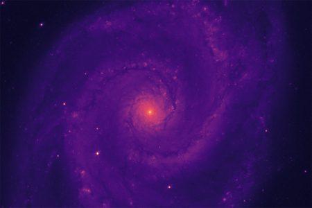 Инструмент DESI для изучения тёмной энергии впервые увидел небо
