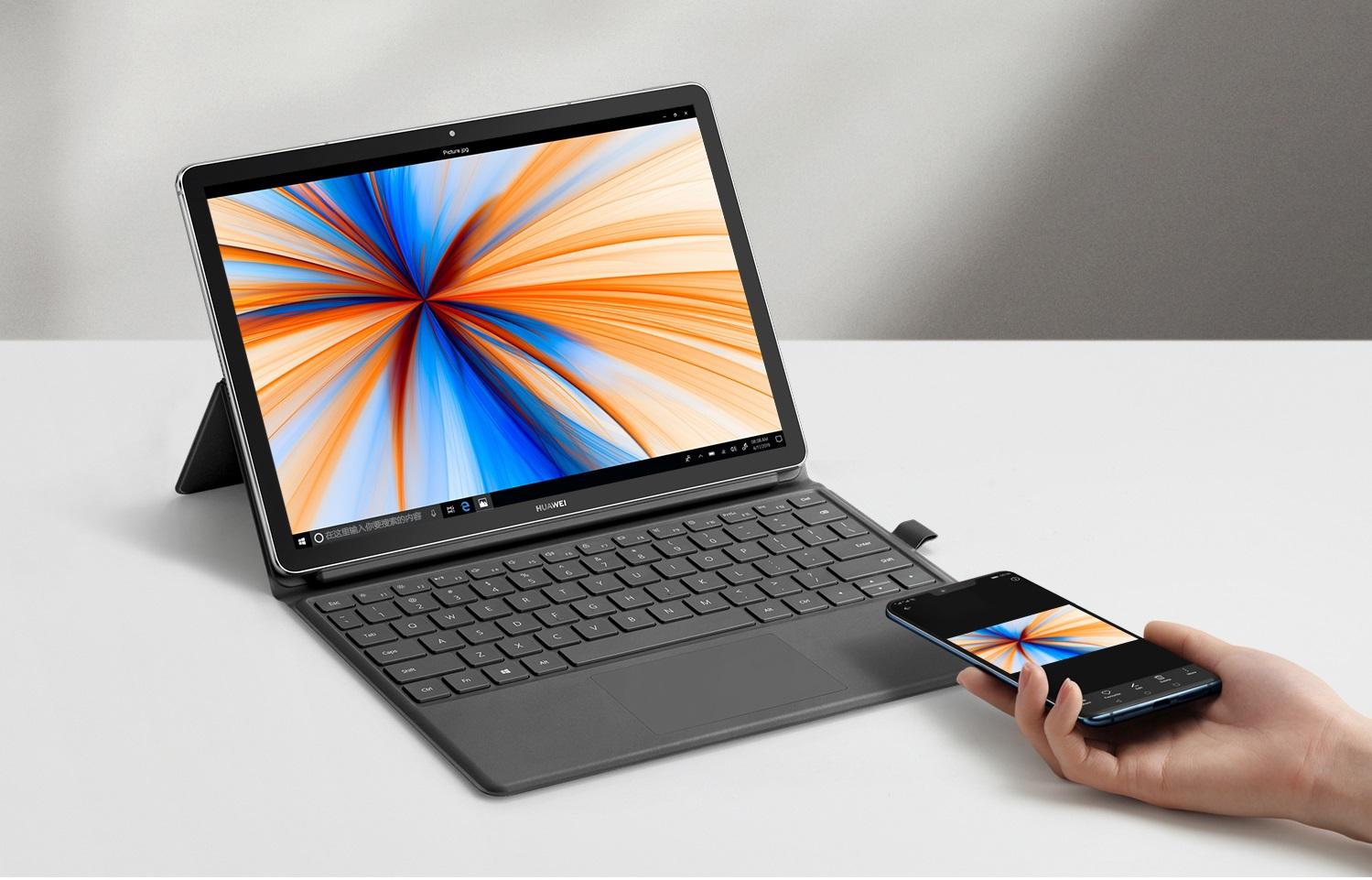Huawei презентовал ноутбук MateBook E2019