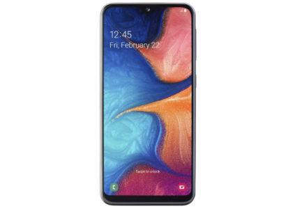Анонсирован бюджетный смартфон Samsung Galaxy A20e с 5,8-дюймовым экраном, двойной камерой и поддержкой зарядки 15 Вт