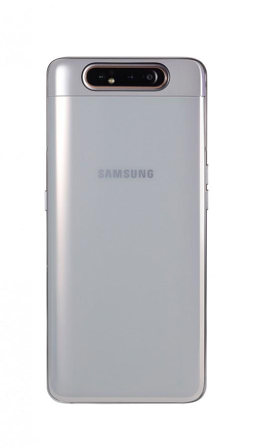 Samsung показала смартфон Galaxy A80: тройная вращающаяся камера, огромный дисплей (6,7 дюйма) без выреза, цена 20 тыс. грн