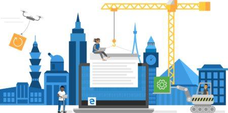 Полностью новый браузер Microsoft Edge на Chromium стал доступен всем желающим