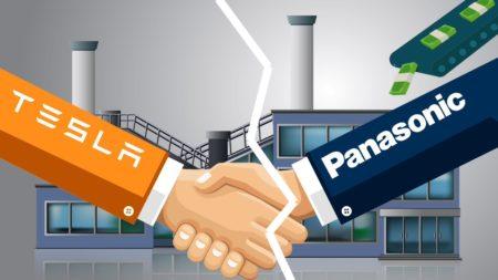 Nikkei: Panasonic больше не планирует дополнительных инвестиций в Tesla Gigafactory, но может передумать в случае успеха Model Y