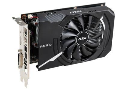 MSI выпустила 3 разогнанные видеокарты на базе NVIDIA GeForce GTX 1650