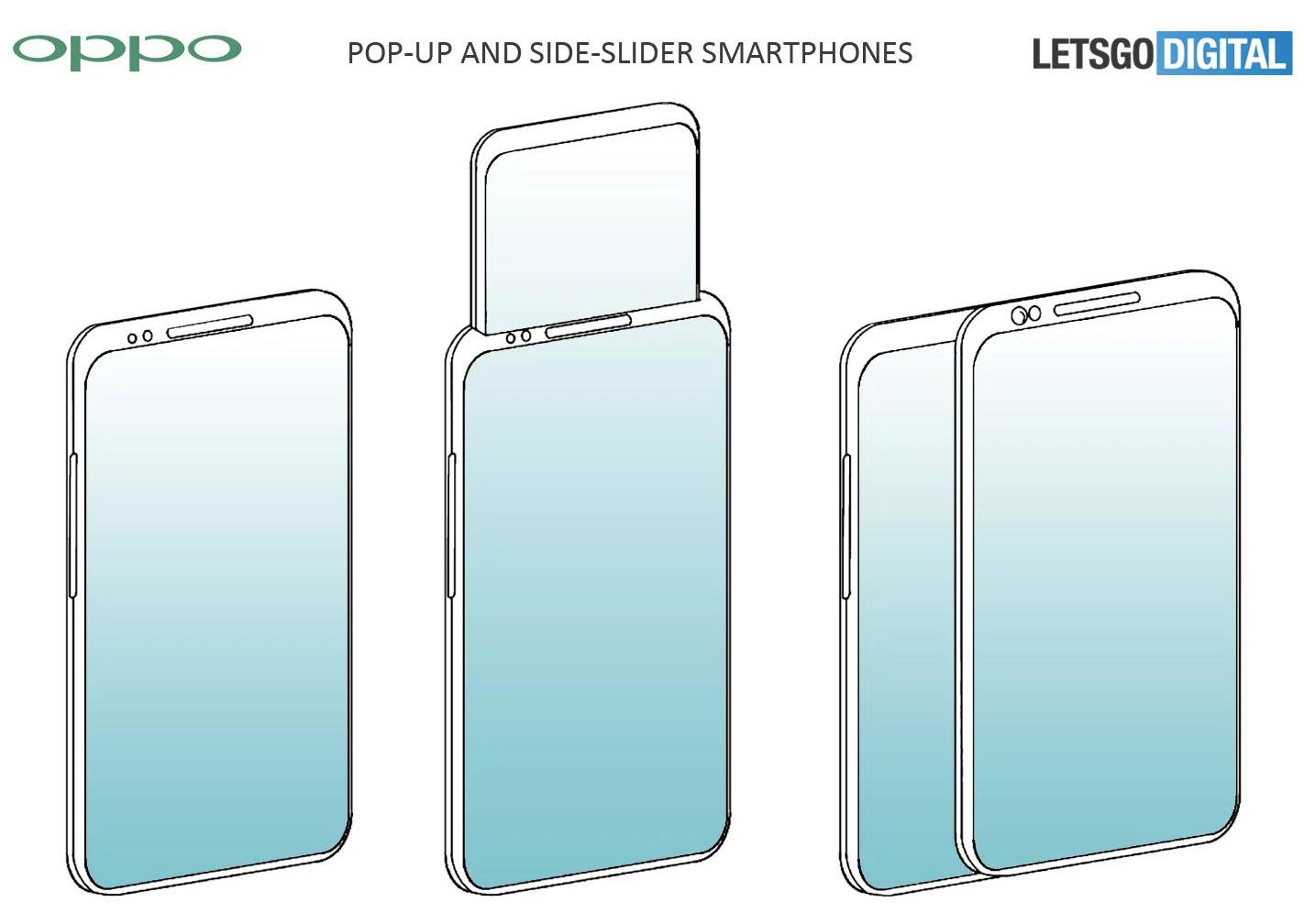 OPPO запатентовала «смартфон всмартфоне»