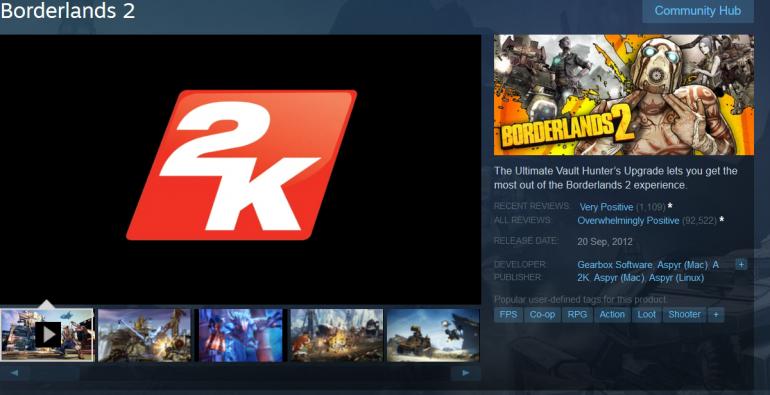 """В Steam заработала система противодействия """"ревью-атакам"""" на игры"""