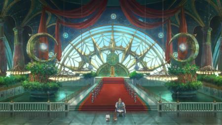 Вышел первый трейлер полнометражного аниме по мотивам серии игр Ni No Kuni