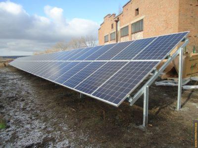 Минэнерго хочет запретить украинцам монтаж домашних солнечных электростанций на земле