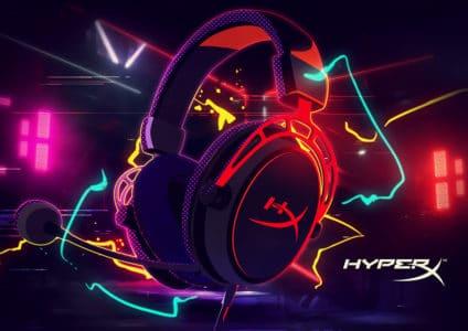 История звука от HyperX