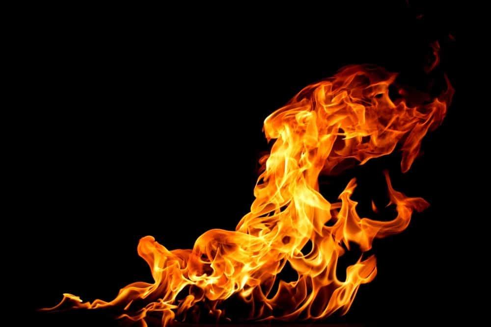Этот космический огнетушитель всасывает огонь вместо выброса огнетушащего  порошка   cryptos.tv