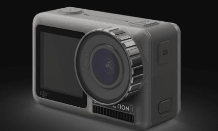 Анонсирована экшн-камера DJI Osmo Action с двумя дисплеями, поддержкой записи видео 4K/60 и ценой €380