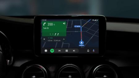 Обновление Android Auto принесло тёмную тему, улучшенный интерфейс и упрощение в использовании