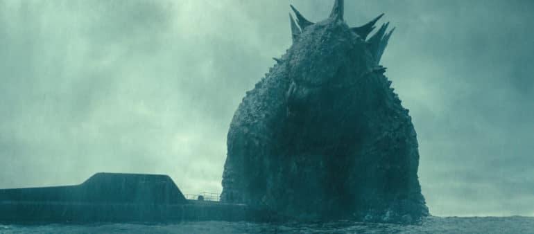 Рецензия на фильм «Годзилла 2: Король монстров». Афиша Днепра