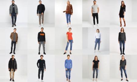 Японский алгоритм грозит оставить без работы моделей, примеряющих одежду для интернет-магазинов