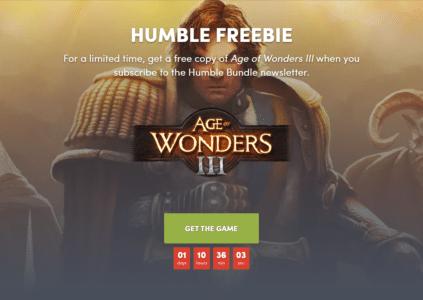 В Humble Bundle бесплатно раздают стратегию Age of Wonders III