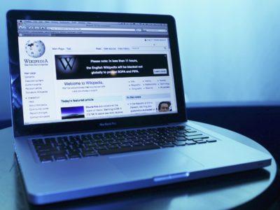 Власти Китая заблокировали доступ к Wikipedia