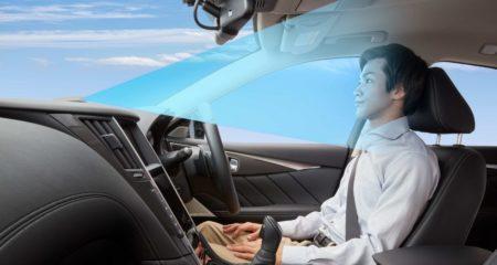 Японские владельцы Nissan Skyline смогут ездить по трассам, не держась за руль