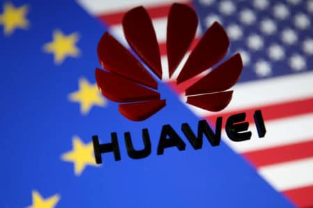 Huawei построит фабрику в Великобритании