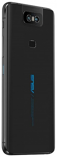 Флагманский смартфон ASUS ZenFone 6 с необычной откидной камерой вживую за считанные часы до анонса